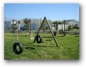 Low ropes course built by Pieter  » Click to zoom ->